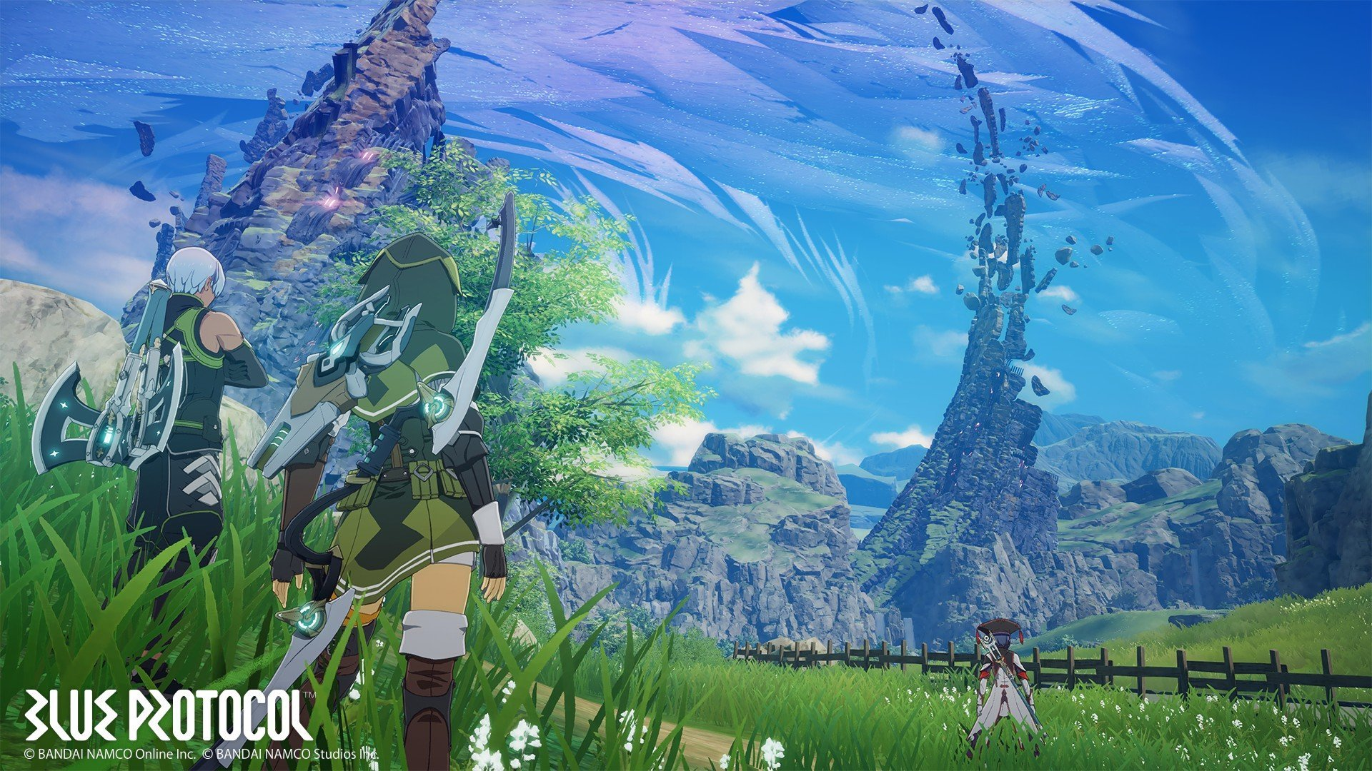 Blue Protocol is the New Action RPG from Bandai Namco for PC