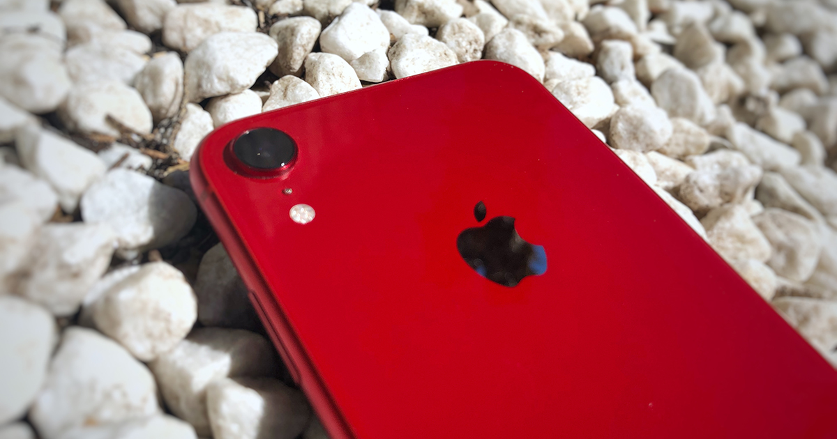 cheapest iPhone XR