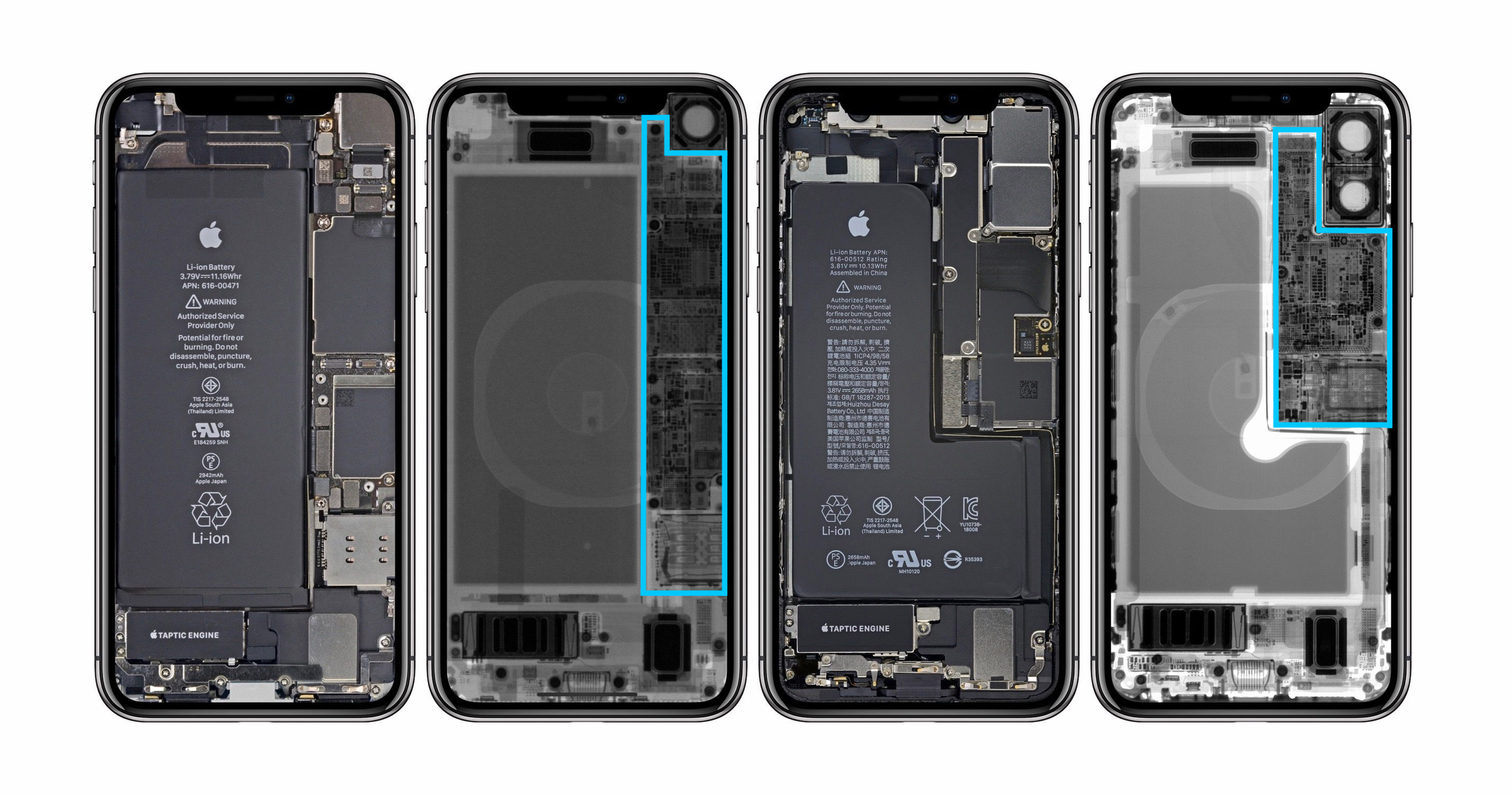 iPhone XI Motherboard