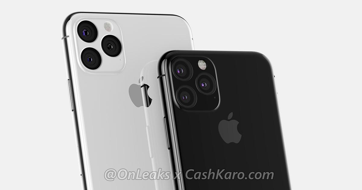 iPhone XI leaks