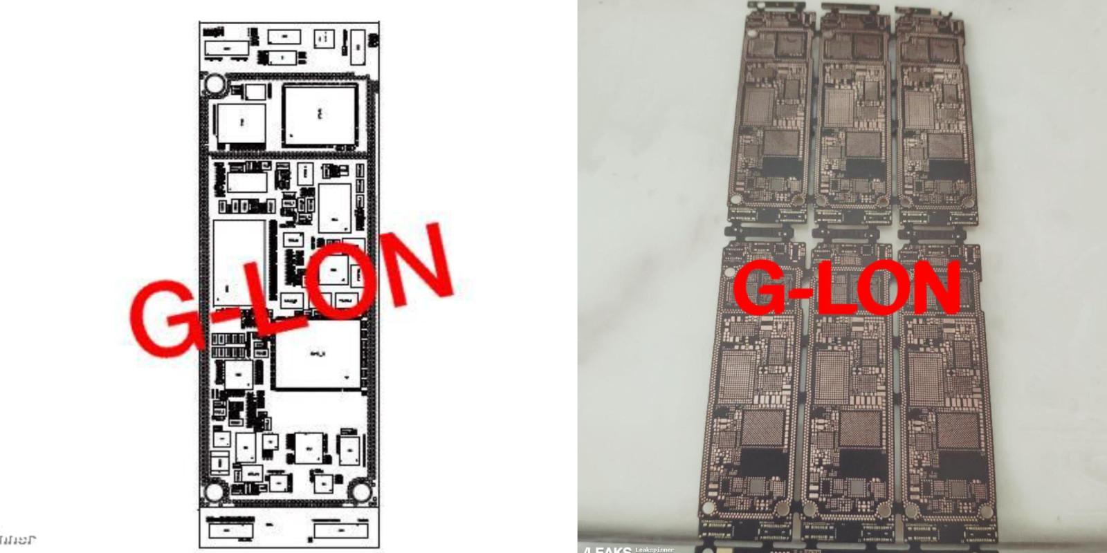 iPhone XI logical board