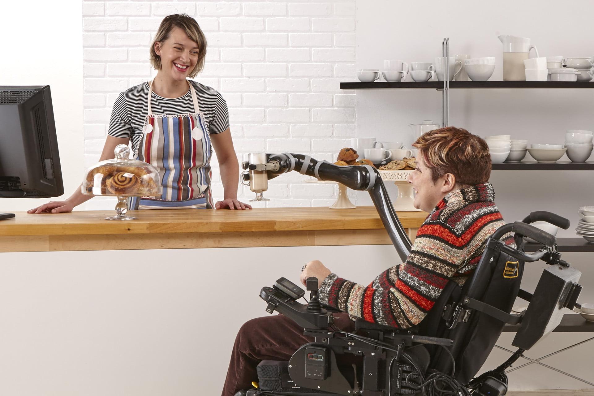 kinova kinova wheelchair