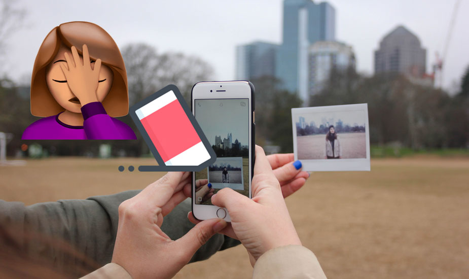 What can I do if I Deleted a Photo by Mistake from my iPhone or iPad?