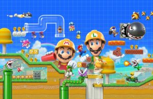 Top UK: Super Mario Maker 2 debuts as a leader and with a record in the United Kingdom