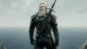 Netflix teaches Geralt, Yennefer and Ciri in The Witcher series!