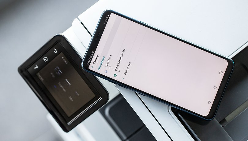 print directly from your Android smartphone