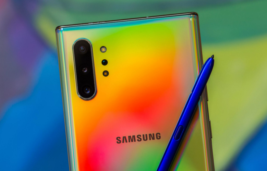 Galaxy Note 10+ 5G Comes Out As A Winner In The Durability Test