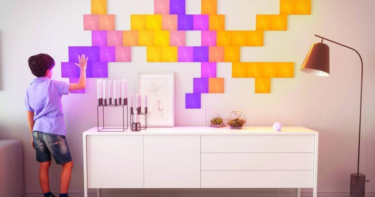 Nanoleaf LED panels