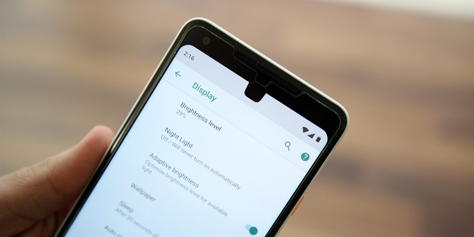 Simulate A Notch On An Android Phone