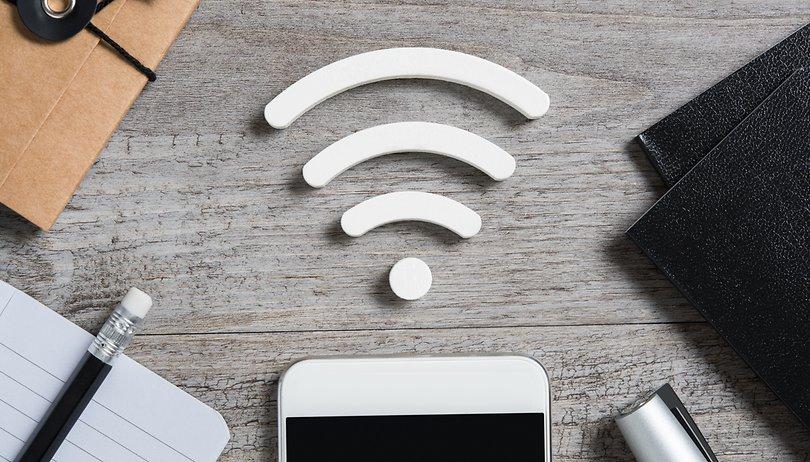 smartphone as a Wi-Fi hotspot
