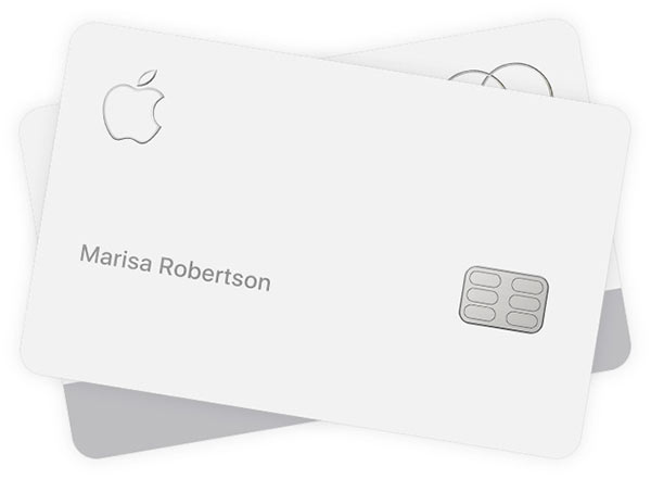 Clean Apple Card