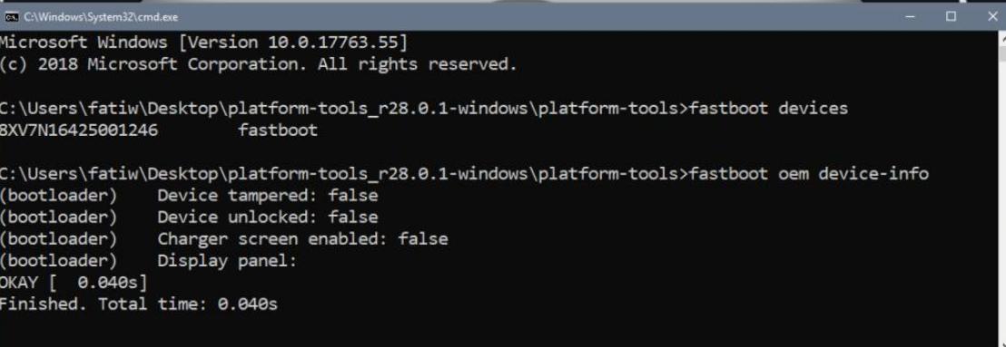 bootloader-status-pc