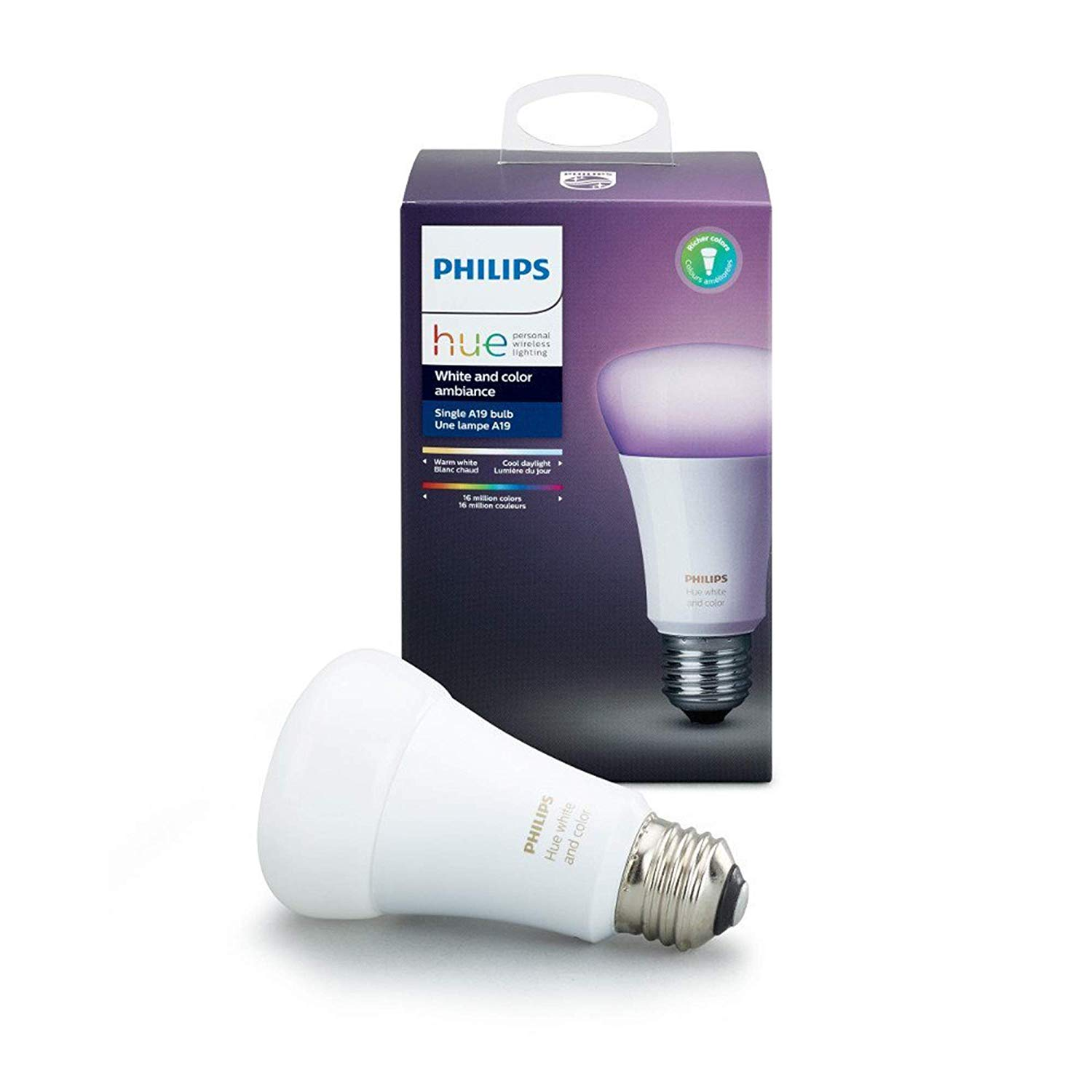 Philips Hue Single Premium Smart Bulb