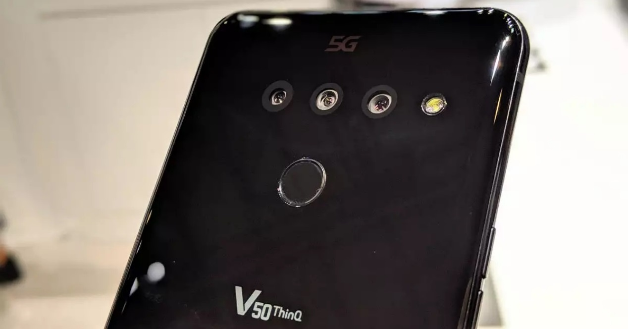 LG's Android 10