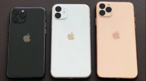 2019 Apple iPhone spec sheet
