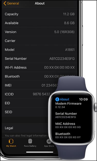 Apple-Watch-Serial-Number