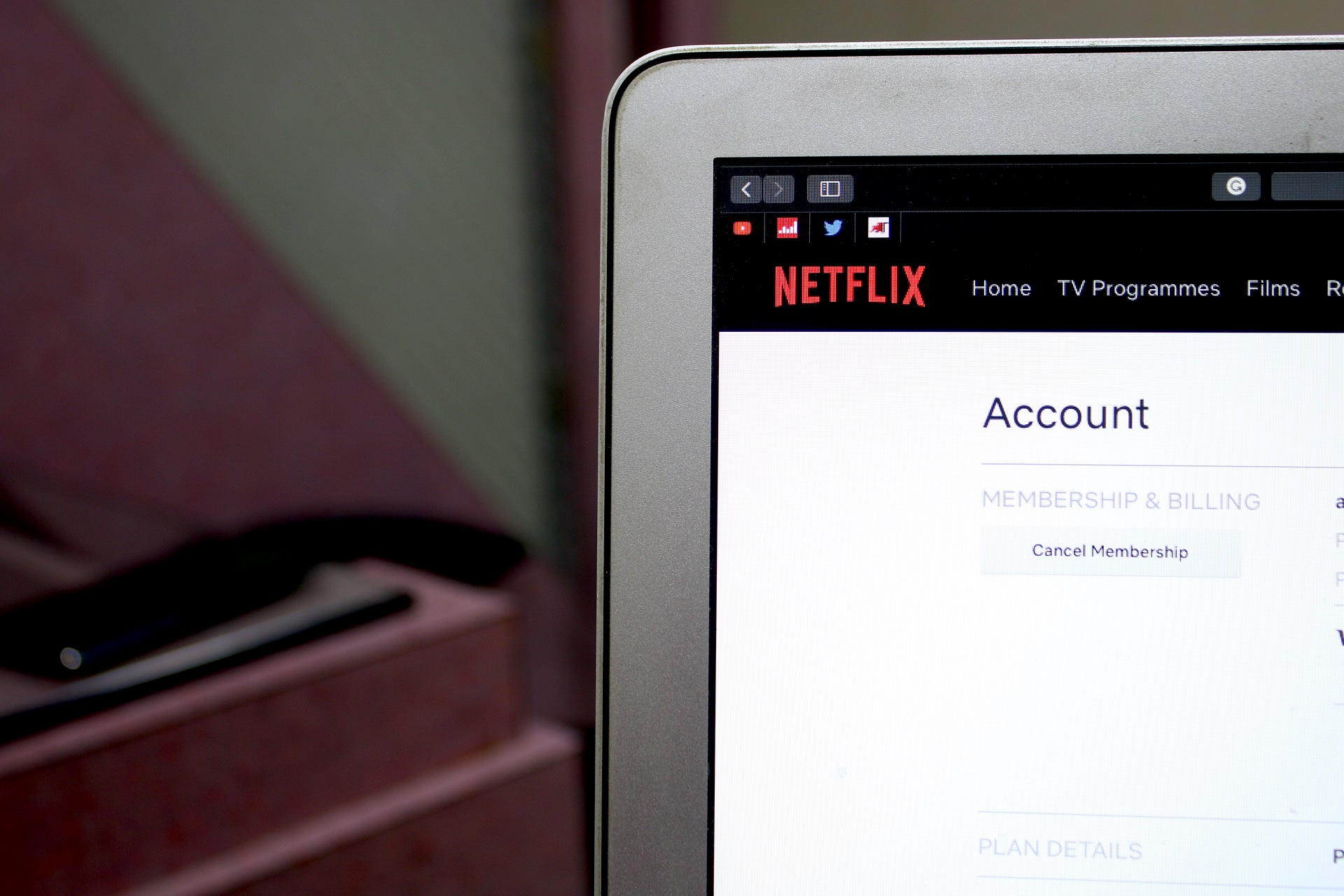 Delete Or Deactivate Netflix Account