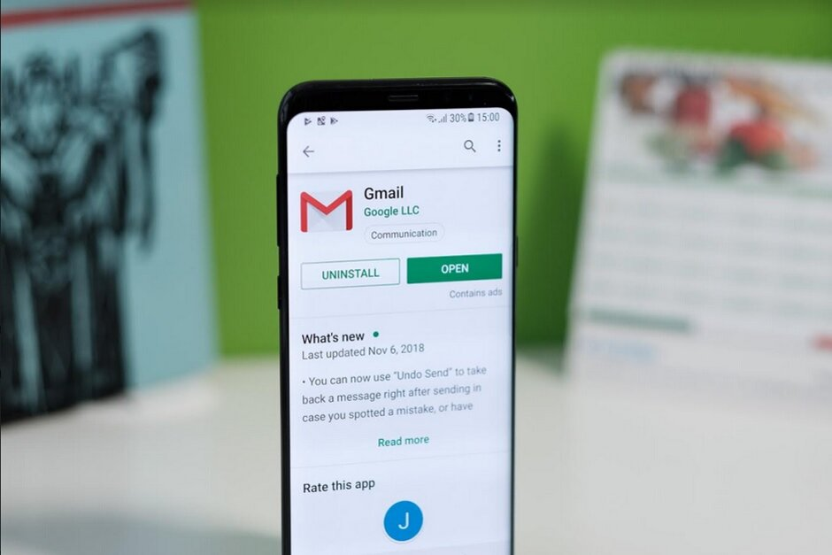 Gmail For Android Is Getting Dark Mode And Is Now Rolling Out