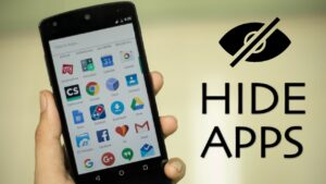 Hide Apps in Android from App Drawer