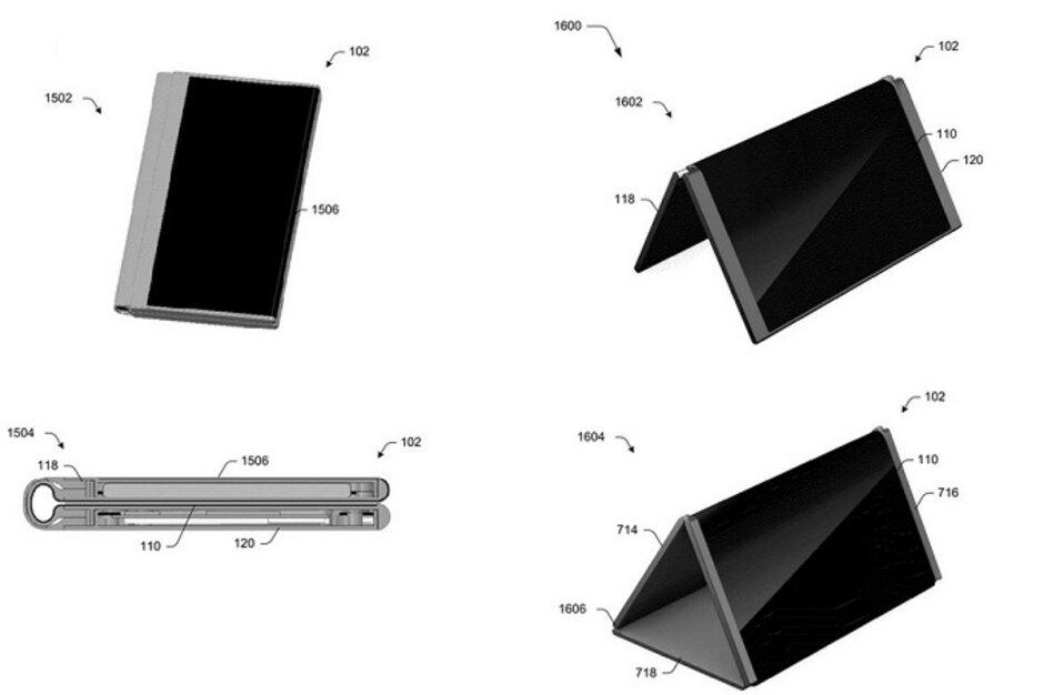 Microsoft Centaurus Folding Device