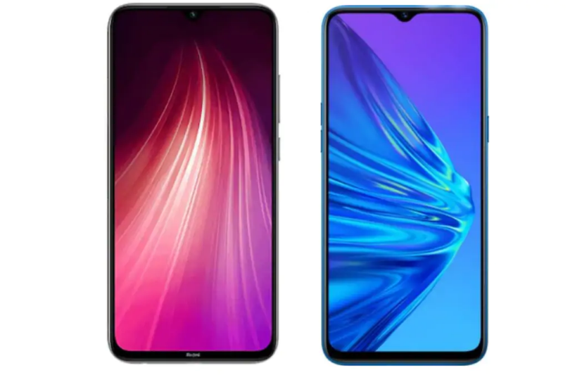 Redmi Note 8 vs Realme 5