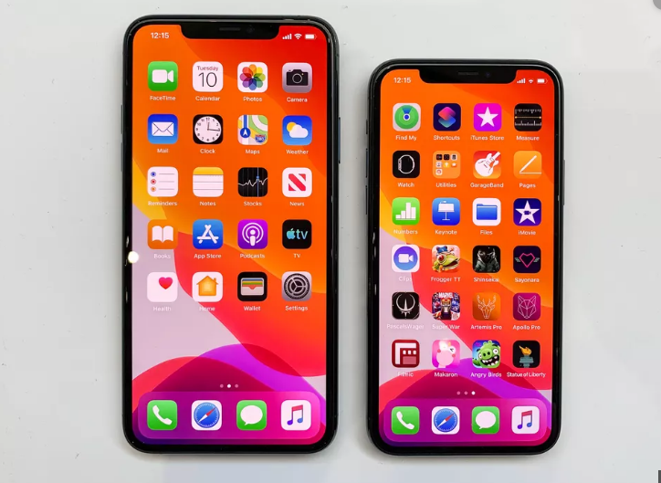 iPhone 11 Pro, iPhone 11 Pro Max