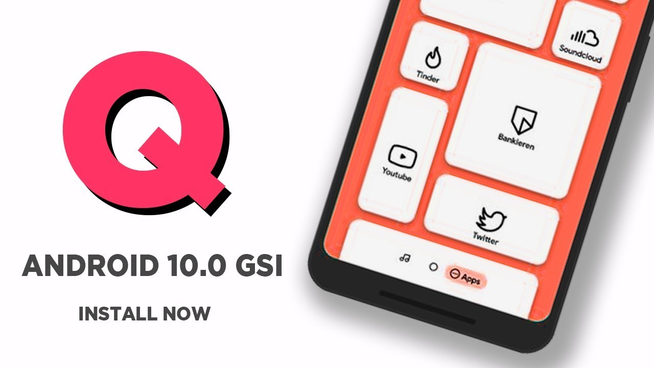 Android 10 GSI