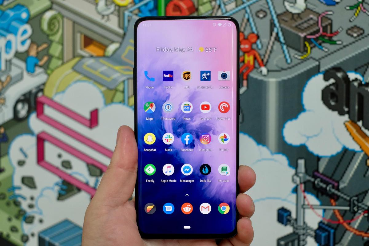 OnePlus Android 10