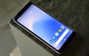 Google-Pixel-3a-front-granite