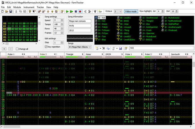 8bit Music Maker