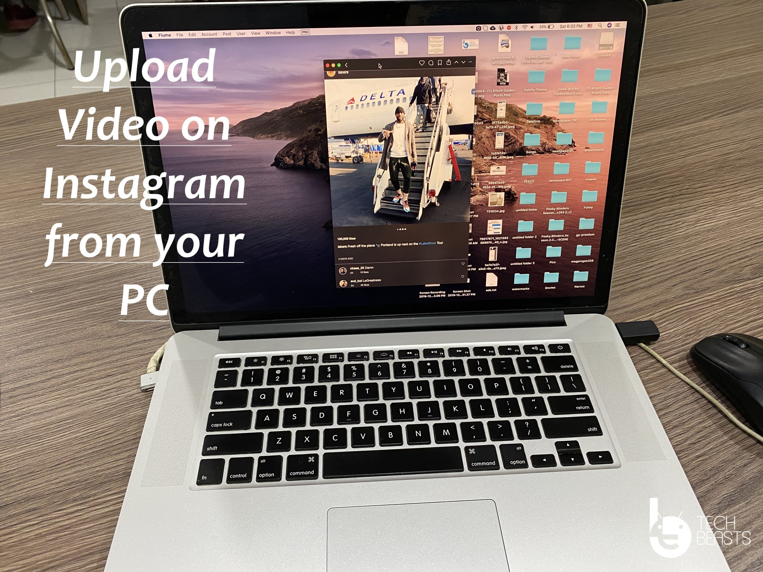 Ways Upload Video to Instagram from Computer Directly