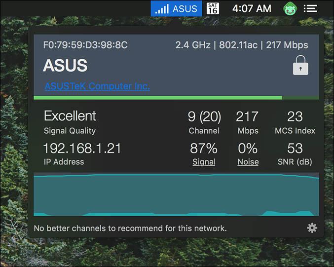 WiFiSignal-WiFi Analyser