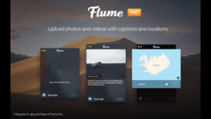 flume-Upload Video to Instagram