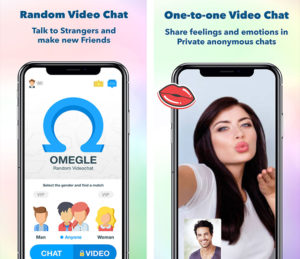 omegle anonymous-chat-apps