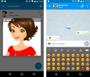 randochat anonymous-chat-apps