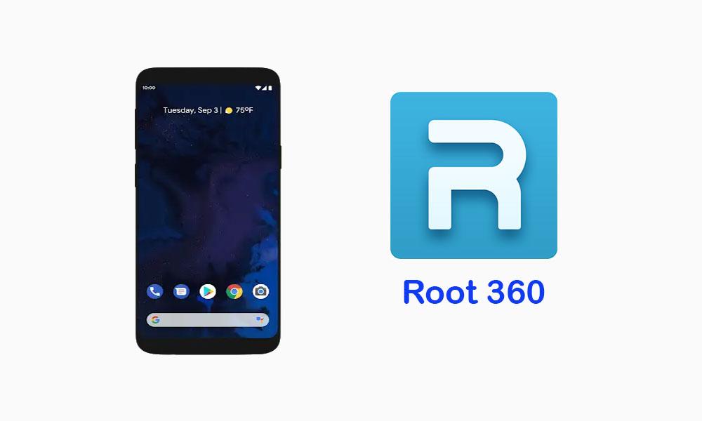 360 Root App