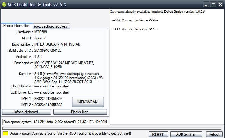 Download MTK Droid Tool