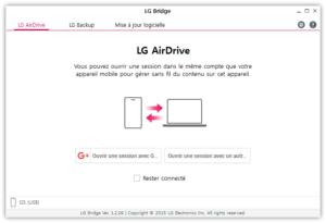 Latest LG Bridge Software
