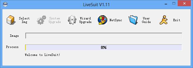 LiveSuit Flashtool