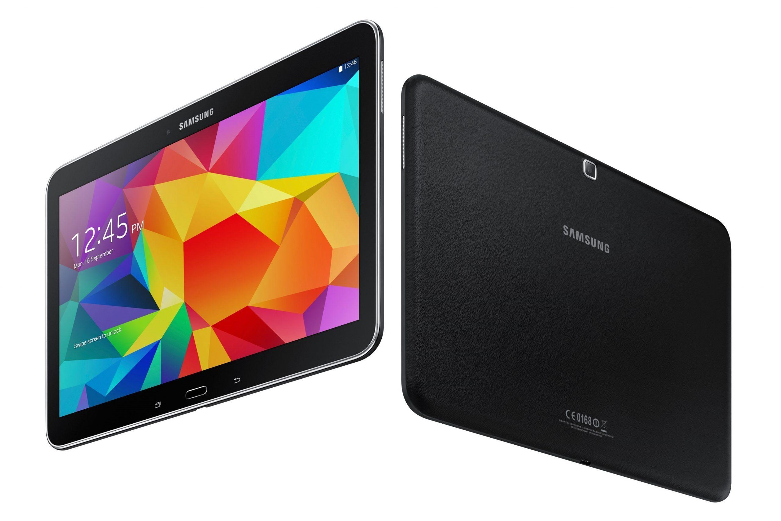 samsung tablet factory reset