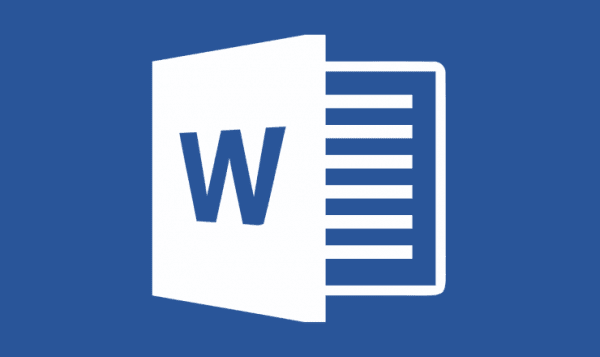 make one page landscape in word