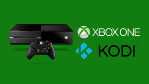 Kodi on Xbox One