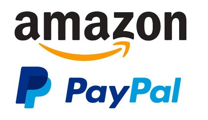 use paypal on amazon