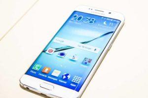 Galaxy S6 SD Card Slot