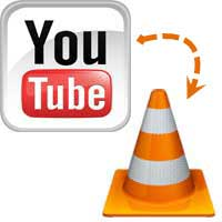 YouTube Playlist and VLC media player
