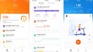 Mi Fit Best Weight Tracker Apps