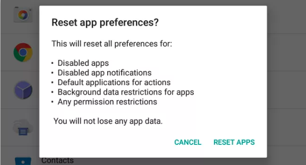 App is not installed