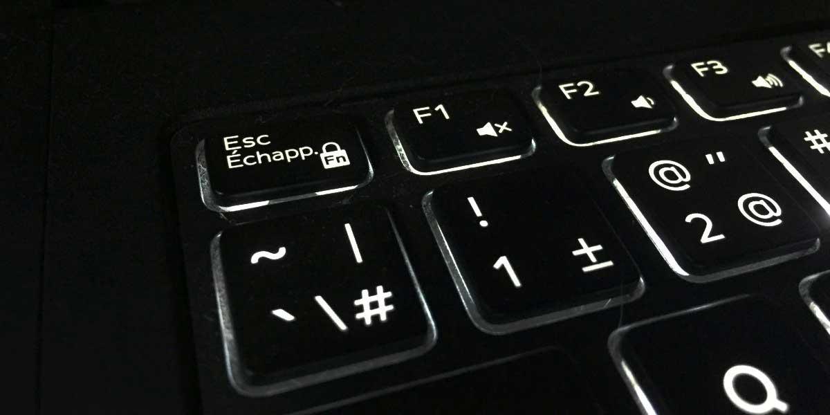 Fn Key Lock on Windows 10