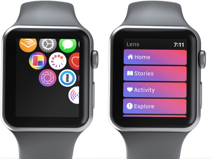 Get Instagram On Apple Watch
