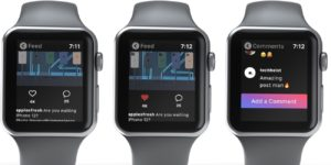 Get Instagram On Apple Watch